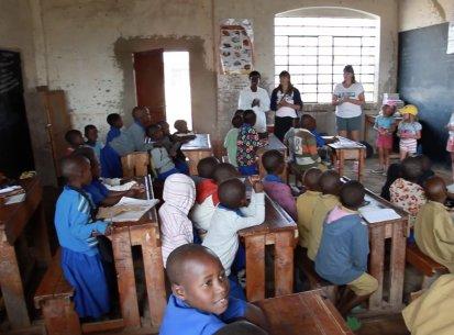 Rwandan Schools